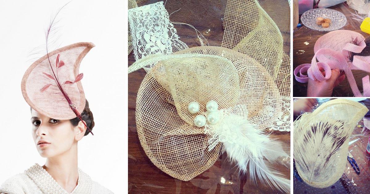 קורס כובעים, כובענות, סדנת כובעים, חומרים וציוד לכובעים