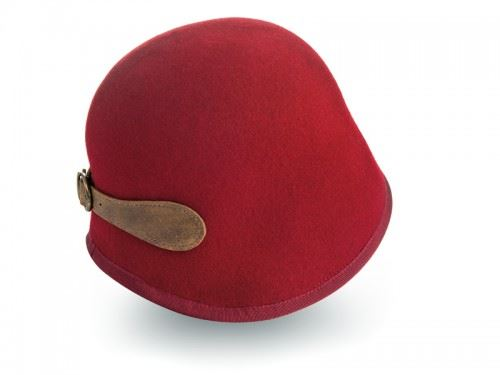 felt cloche hat for women, custom hats