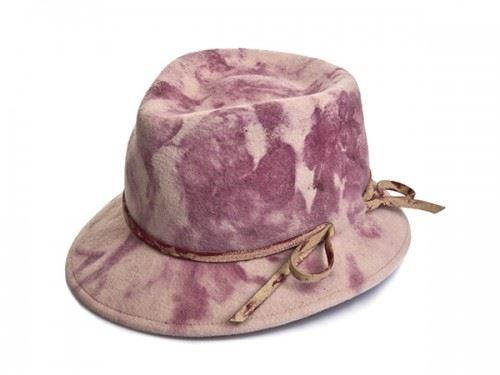 fedora felt hat, justine hats