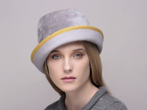fashionable hats, fur felt hats, womens hat