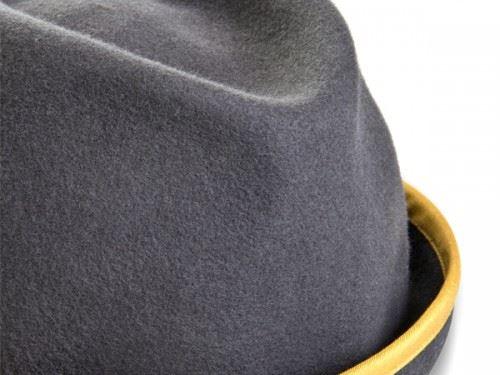 hat designer, justine hats , mens felt hat,