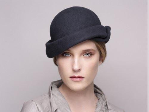 hats and fascinators, winter felt hats