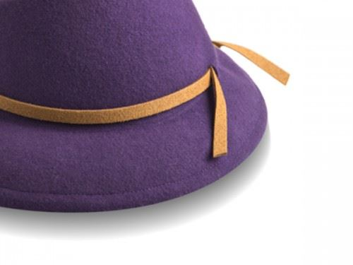 purple hat , womens winter hats , justine hats
