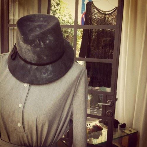 חנויות כובעים, כובעים מעוצבים, כובענות