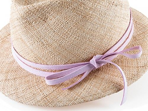 wide brim sun hat, STRAW FEDORA