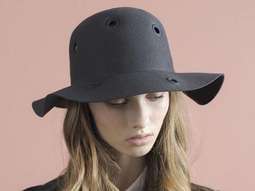 fashion-hats-gray-felt-hat-womens-hat
