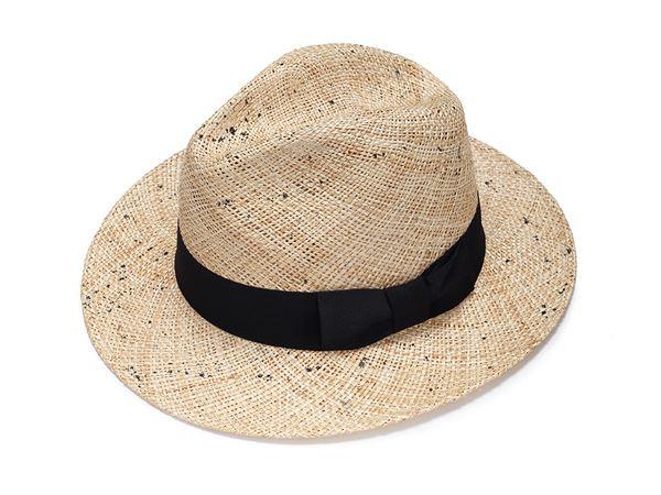 dc88d0ec985440 Straw Fedora Hat – Justine hats