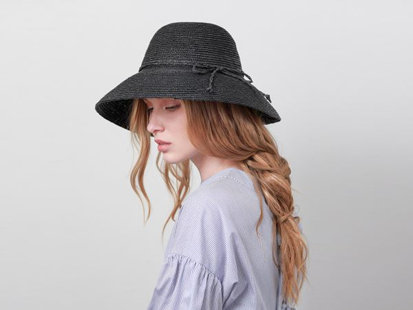 8f53e41f310c3 Cloche straw hat – Justine hats