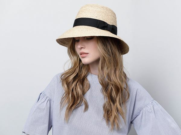 80a689b24ed94 Summer cloche hat – Justine hats