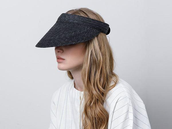 BOB Visor straw hat – Justine hats 357e68e03d1
