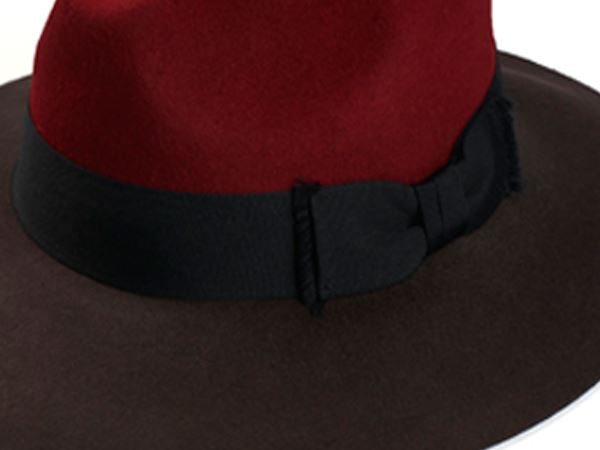 c7c317dbd BB Two Tone Fedora